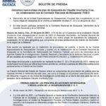 Fiscalía de Oaxaca busca a Claudia.