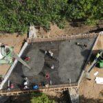 Construcción de puente vehicular en Arroyo Xúchitl